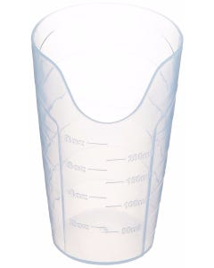 Nosey Cutout Cup, 8oz
