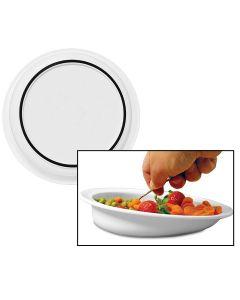 Hi-Lo Scoop Plate