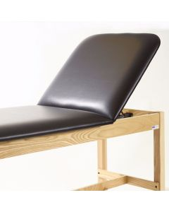 Adjustable Back Metron Value H-Brace Treatment Table