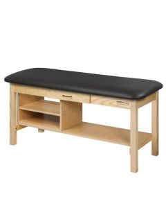Metron Value Treatment Table with Drawer and Shelves