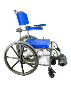Homecraft Self-Propelled Shower/Commode Chair