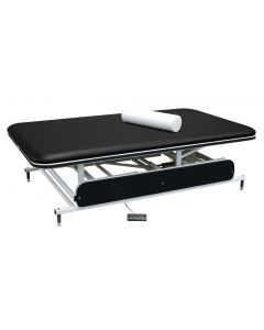 Metron Elite Bariatric Hi-Lo Mat Platform with Roll