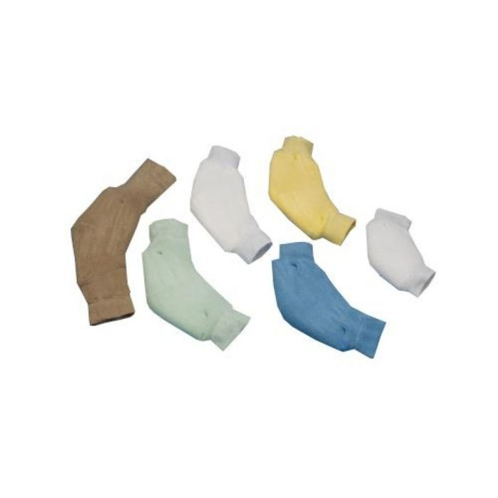 Pair of Small 9 Heel or Elbow Sleeves with Foam Pad for Cubital Tunnel Syndrome Protects Skin and Relieves Pressure Ulcerations Elbow Protectors for Elderly Rolyan Elbow//Heel Protectors