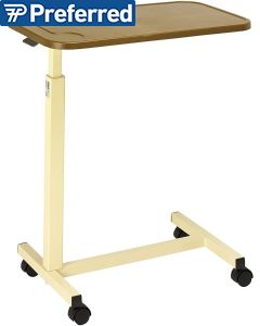 Days Overbed Table with Casters