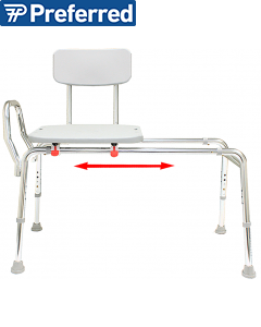 Snap-N-Save Transfer Bench