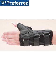 Rolyan D-Ring Wrist and Thumb Spica Splint