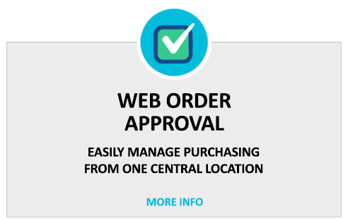 Web Order Approval