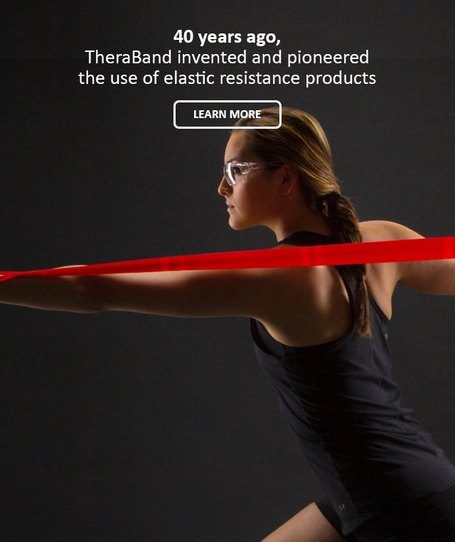 TheraBand Banner