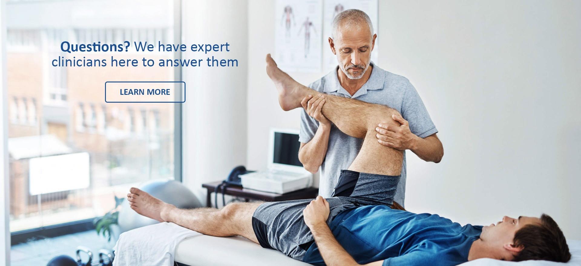 Ask A Clinician